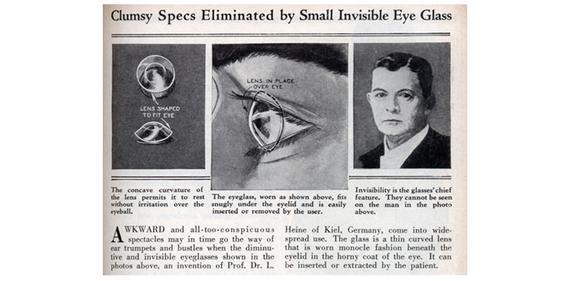 54415e17495 Contact lens history  how contact lenses have developed through the ...