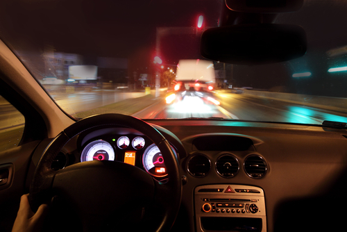 Night Driving Vision