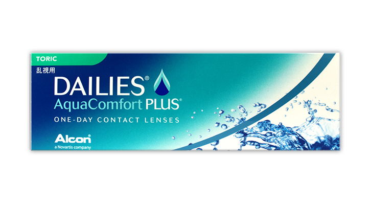 Dailies AquaComfort Plus Toris