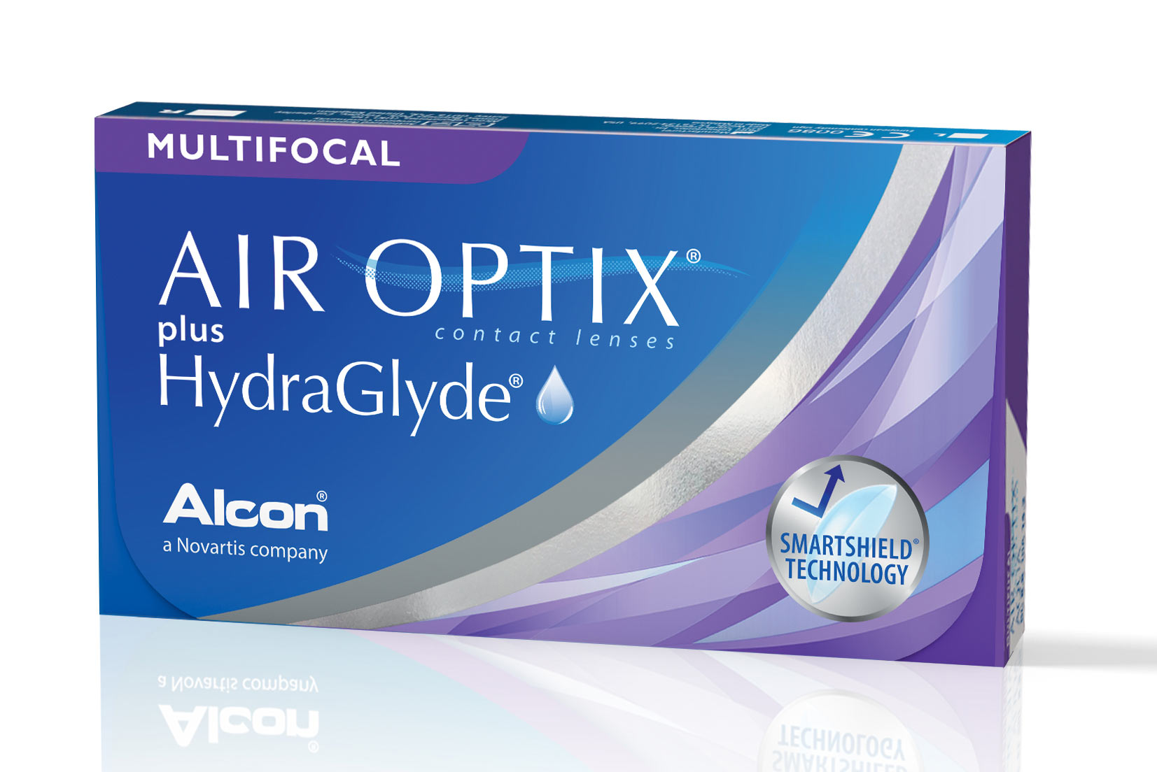 Air Optix Multifocal with Hydraglyde